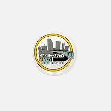 dade county b-boy logo seal Mini Button