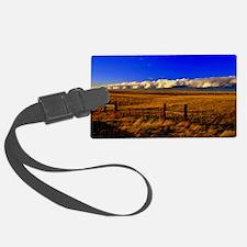 The Prairies Edge Luggage Tag