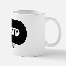 DADE COUNTY B-BOY LOGO Mug