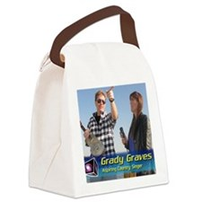 Grady-Dizzy Canvas Lunch Bag