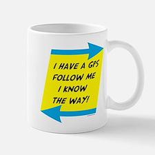 Follow Me Mug