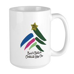 2009 Christmas Angel Tree Coffee/Cocoa Mug
