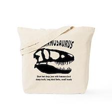 tyrannosaurs Tote Bag
