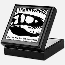 tyrannosaurs Keepsake Box