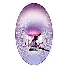 Dance Angel by DanceShirts.com Decal
