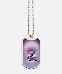 Dance Angel by DanceShirts.com Dog Tags