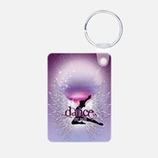 Dance Angel by DanceShirts Keychains