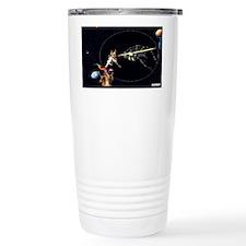 Socerer Butterfly Lady Mousepad Travel Mug