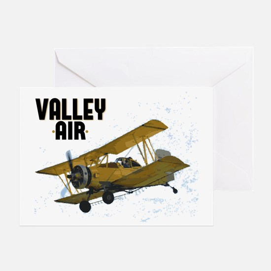 Valley Air Greeting Card