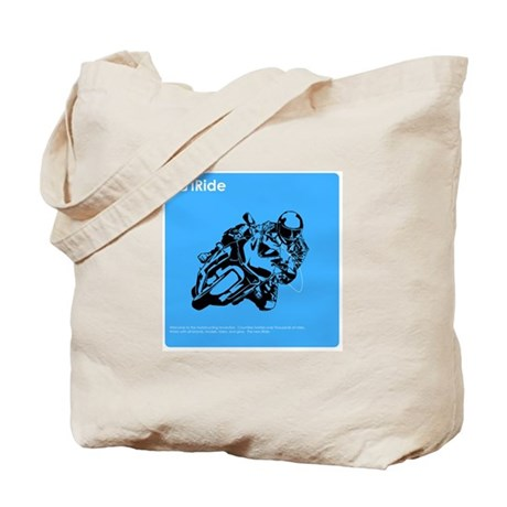 iRide Motorcycle Tote Bag