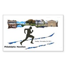 Connors Runner PA Decal