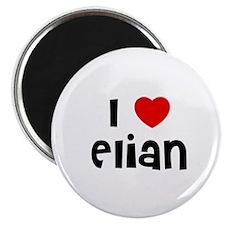 """I * Elian 2.25"""" Magnet (10 pack)"""