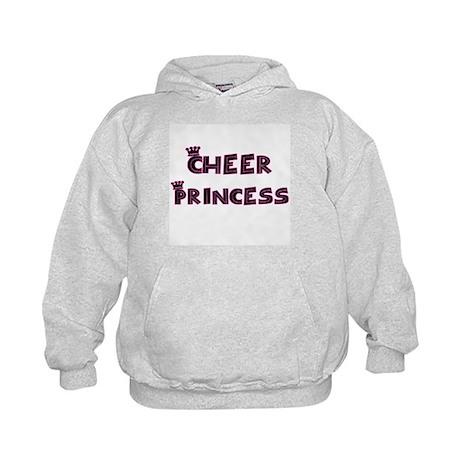 Cheer Princess Kids Hoodie