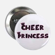 Cheer Princess Button