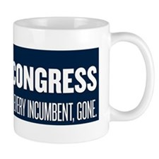 Fire Congress Bumper Sticker Mug