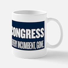 Fire Congress Bumper Sticker Mug
