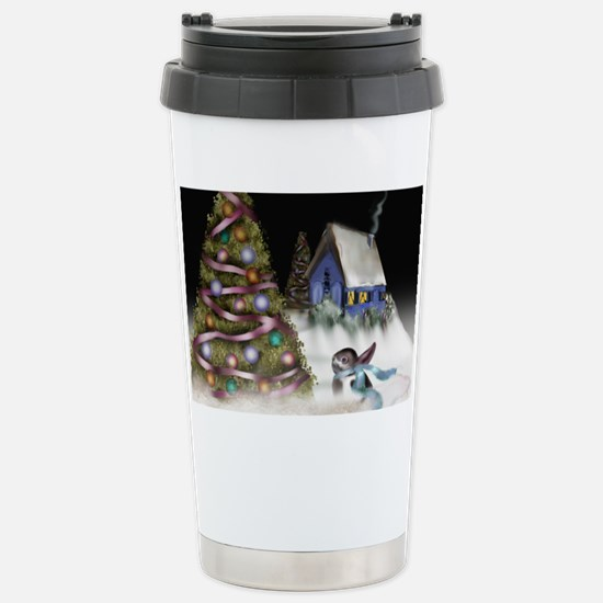 buntreecard Stainless Steel Travel Mug