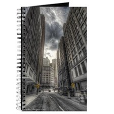 38.5x24.5 Wall Decal - DetroitCity Journal