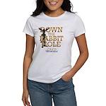 Down The Rabbit Hole Women's T-Shirt