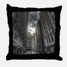 16x20_poster - Detroit City Throw Pillow