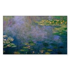 Water Lilies by Monet Decal