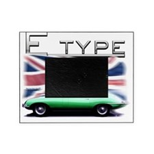 E type jag Picture Frame