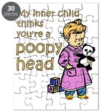 poo-poo head copy Puzzle