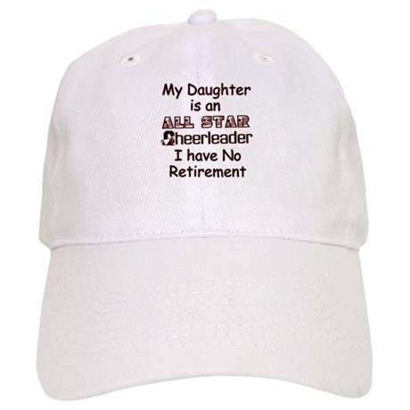 My Daugher Cheers I have No Retirement Cap