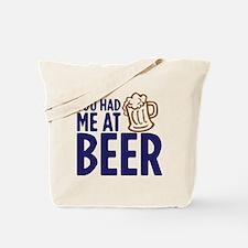 HADMEBEER copy Tote Bag