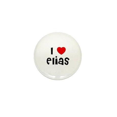 I * Elias Mini Button (10 pack)
