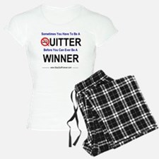 quitter_winner Pajamas