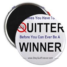 quitter_winner Magnet