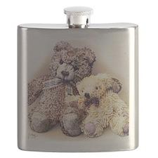 Teddies Flask