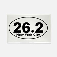 262_nyc Rectangle Magnet