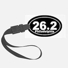 262_Philadelphia_blk Luggage Tag
