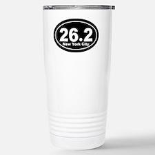 262_nyc_blk Stainless Steel Travel Mug