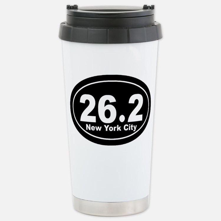262_nyc_blk Travel Mug