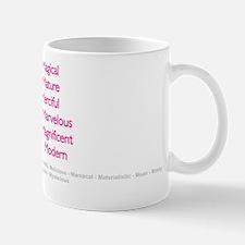 M-Girl Mug