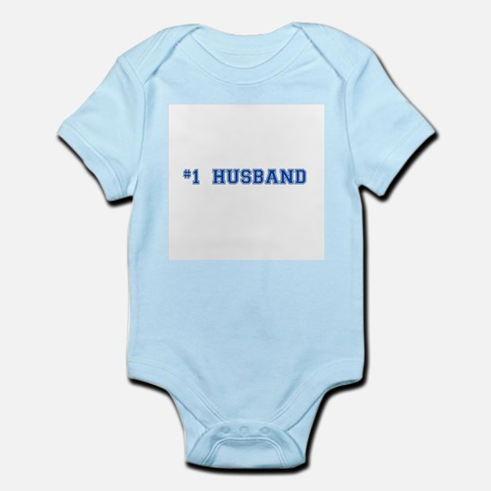 #1 Husband Body Suit