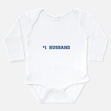 #1 Husband Body Suit