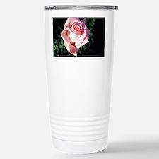 laptop_rose Stainless Steel Travel Mug