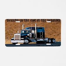 hammerlane1 Aluminum License Plate