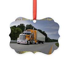 DRIVING AMERICA Ornament