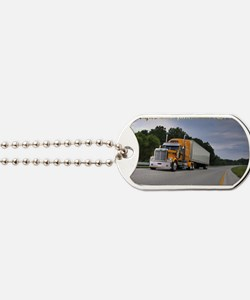 DRIVING AMERICA Dog Tags