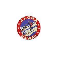 hawaii Mini Button