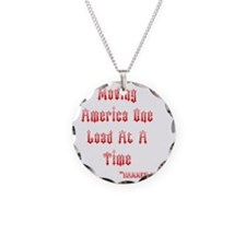 MOVING AMERICA6 Necklace