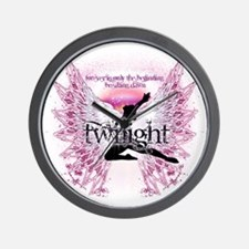 breaking dawn crystal angel by twibaby  Wall Clock