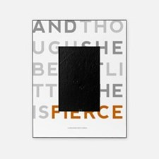 She is Fierce 16x20 Picture Frame