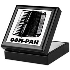 oompah Keepsake Box