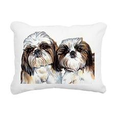 AmyIsabellaART Rectangular Canvas Pillow